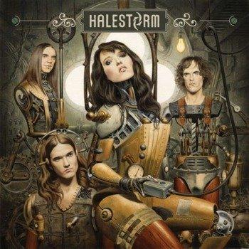 HALESTORM: HALESTORM (CD)