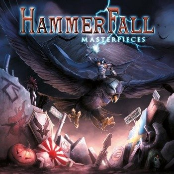 HAMMERFALL: MASTERPIECES  (CD)