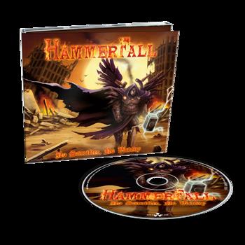 HAMMERFALL - NO SACRIFICE, NO VICTORY (CD) LIMITED DIGIPACK