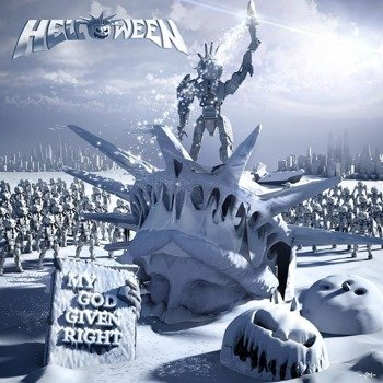 HELLOWEEN: MY GOD GIVEN RIGHT (CD)
