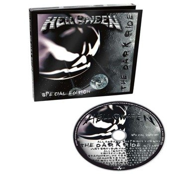 HELLOWEEN: THE DARK RIDE (CD DIGIPACK)
