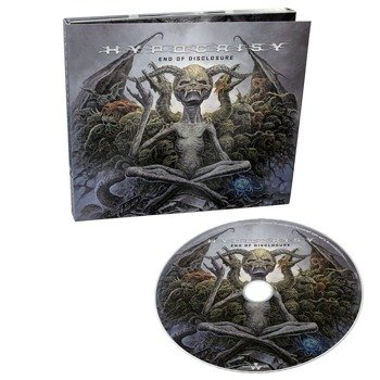 HYPOCRISY: END OF DISCLOSURE (CD) DIGIPACK