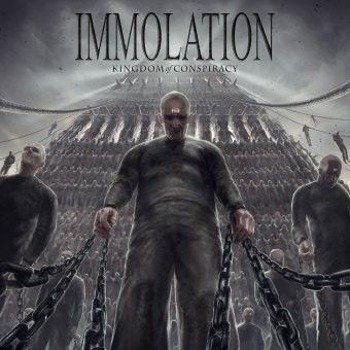 IMMOLATION: KINGDOM OF CONSPIRACY (CD)