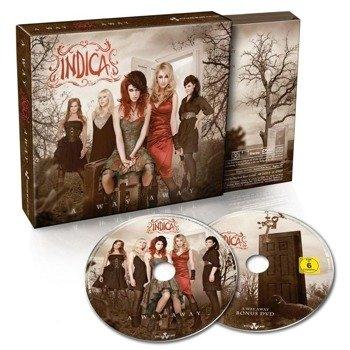 INDICA: A WAY AWAY (CD +DVD)