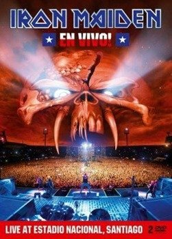 IRON MAIDEN: EN VIVO! (2DVD)