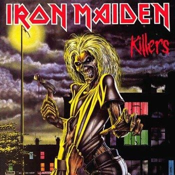 IRON MAIDEN: KILLERS (CD)