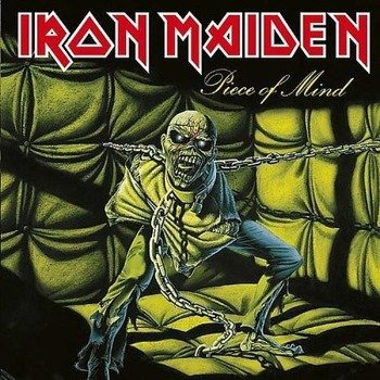 IRON MAIDEN: PIECE OF MIND (CD)