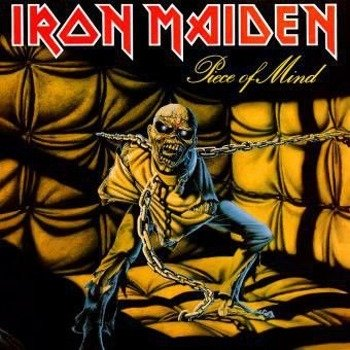 IRON MAIDEN: PIECE OF MIND (LP VINYL)