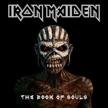 IRON MAIDEN: THE BOOK OF SOULS (2CD)