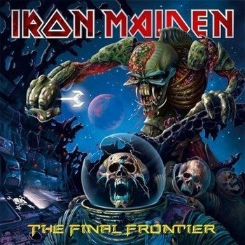 IRON MAIDEN: THE FINAL FRONTIER (CD)