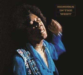 JIMI HENDRIX: IN THE WEST (CD)