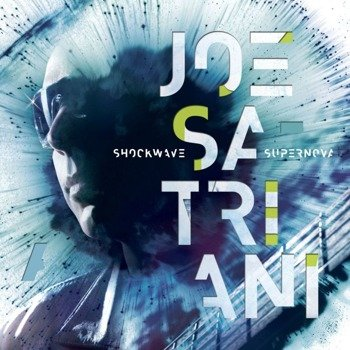 JOE SATRIANI : SHOCKWAVE SUPERNOVA (CD)