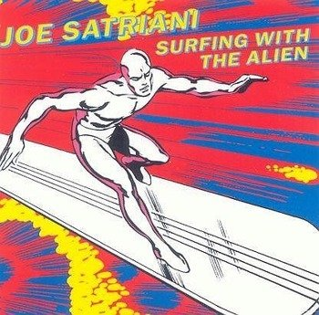 JOE SATRIANI : SURFING WITH THE ALIEN (CD)