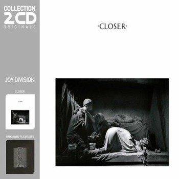 JOY DIVISION: CLOSER/UNKNOWM PLEASURES (2CD)