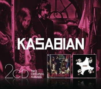 KASABIAN : WEST RYDER PAUPER LUNATIC ASYLUM/VELOCIRAPTOR! (2CD)