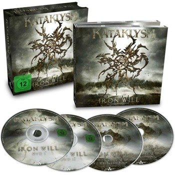 KATAKLYSM: IRON WILL (2CD+2DVD)