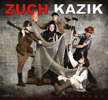 KAZIK: ZUCH KAZIK ZAKAŻONE PIOSENKI (CD)