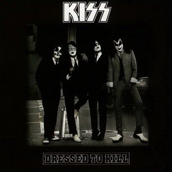 KISS: DRESSED TO KILL (WERSJA ZREMASTEROWANA) (CD)