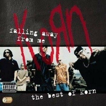 KORN : FALLING AWAY FROM ME - BEST OF (CD)