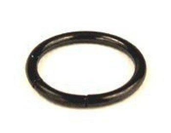 KółKO ZAMYKANE PRęTEM SEGMENT RING BLACK LINE grubość 1,6mm