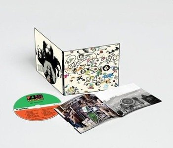LED ZEPPELIN: III - REMASTERED (CD)