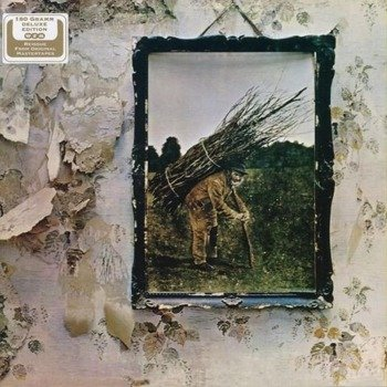 LED ZEPPELIN: IV - REMASTERED (LP VINYL)