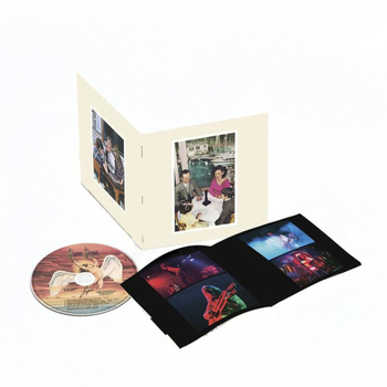 LED ZEPPELIN: PRESENCE (CD)