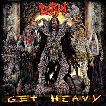LORDI: GET HEAVY (LP VINYL)