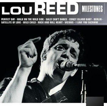 LOU REED: MILESTONES (CD)