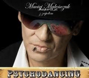 MALEŃCZUK: PSYCHODANCING (CD)