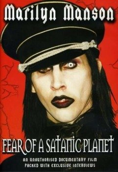 MARILYN MANSON: FEAR OF A SATANIC PLANET (DVD)