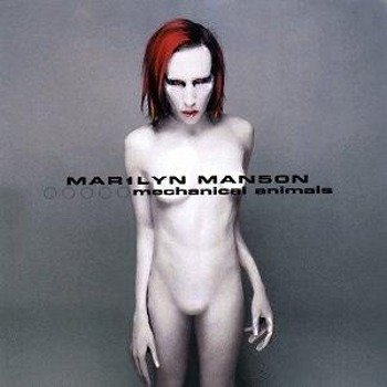 MARILYN MANSON: MECHANICAL ANIMALS (CD)