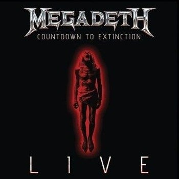 MEGADETH: COUNTDOWN TO EXTINCTION - LIVE (CD)