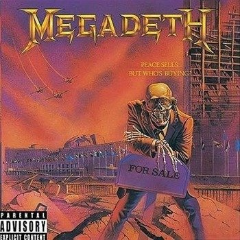 MEGADETH: PEACE SELLS BUT WHO'S BUYING (CD)