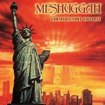 MESHUGGAH: CONTRADICTIONS COLLAPSE (CD)