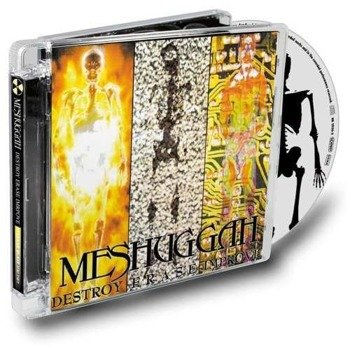 MESHUGGAH: DESTROY ERASE IMPROVE (CD)