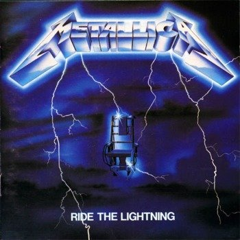 METALLICA: RIDE THE LIGHTNING (LP VINYL)