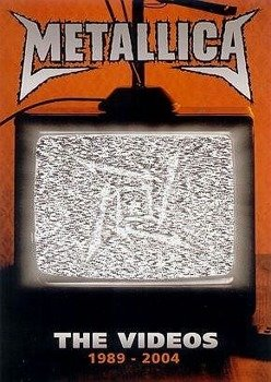 METALLICA: THE VIDEOS 1984-2004 (DVD)