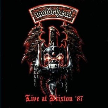 MOTORHEAD: LIVE AT BRIXTON '87 (CD)