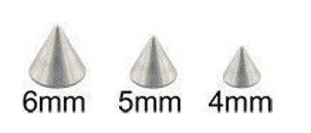 NAKRęTKA KOLEC 2,5X2,5mm gwint 1,2mm