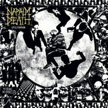 NAPALM DEATH: UTILITARIAN (CD)