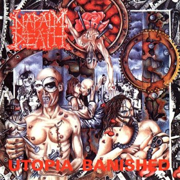 NAPALM DEATH: UTOPIA BANISHED (CD) LIMITED