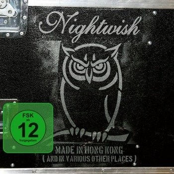 NIGHTWISH: MADE IN HONG KONG (CD+DVD)