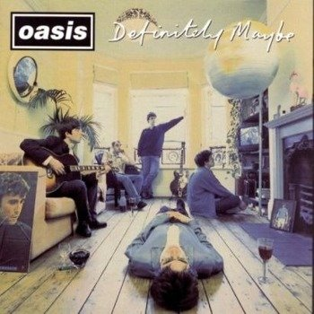 OASIS: DEFINITELY MAYBE (CD)