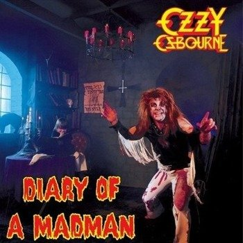 OZZY OSBOURNE : DIARY OF A MADMAN (REMASTERED) (CD)