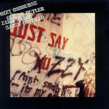OZZY OSBOURNE : JUST SAY OZZY (CD)