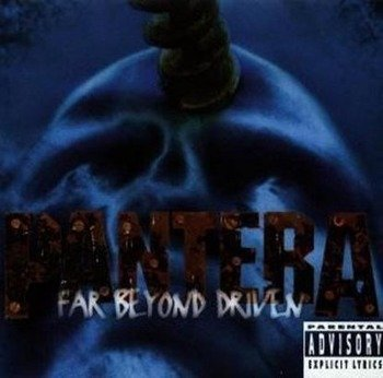 PANTERA: FAR BEYOND DRIVEN (CD)