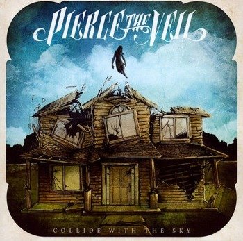 PIERCE THE VEIL: COLLIDE WITH THE SKY (CD)