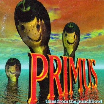 PRIMUS: TALES FROM THE PUNCHBOWL (CD)