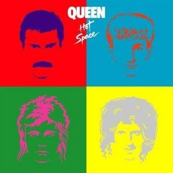 QUEEN: HOT SPACE (CD)